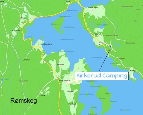 kart rømskog Kart – Kirkerud Camping kart rømskog